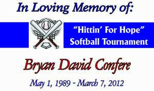 Honor Banner Softball Tournament 2013