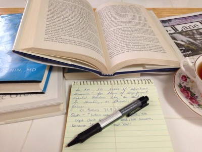 Blog: Ruminations