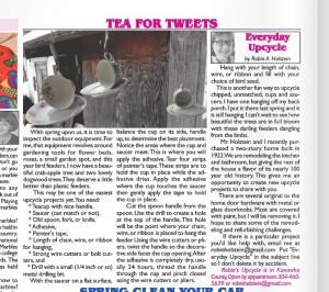 Tea4Tweets