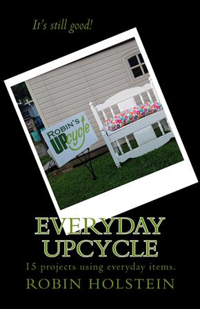 everyday upcycle book cover