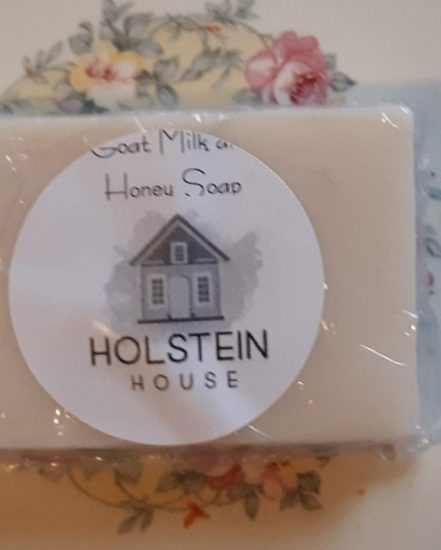 goat milk honey soap